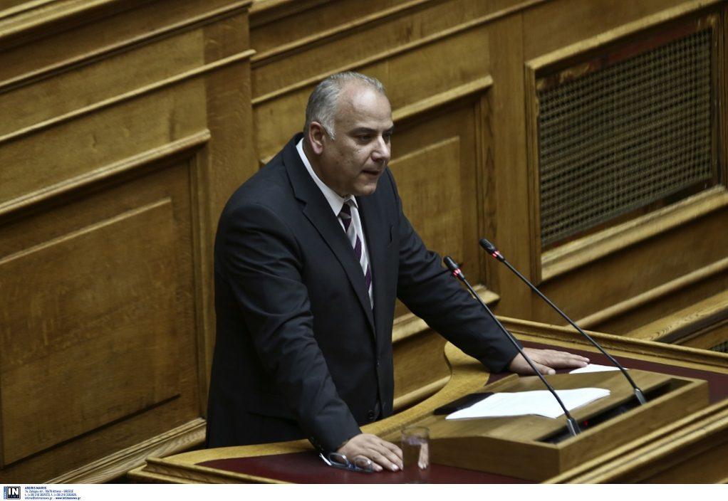 Από την Ένωση Κεντρώων και τον Λεβέντη… υποψήφιος του ΣΥΡΙΖΑ