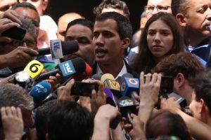 Γκουαϊδό: «Δεν προβλέπονται» νέες συνομιλίες με την κυβέρνηση