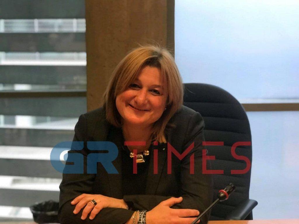 Κ. Γούλα: Τιμητική η πρόταση Μητσοτάκη να είμαι υποψήφια ευρωβουλευτής