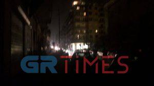Στο «σκοτάδι» περιοχή της Θεσσαλονίκης (ΦΩΤΟ – VIDEO)
