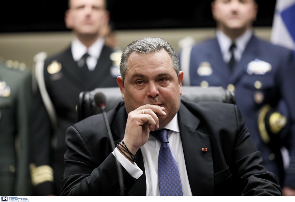 Καμμένος: Σκεφτόμουν να εγκαταλείψω την πολιτική – Θα μείνω να δώσω μάχη για τη Μακεδονία