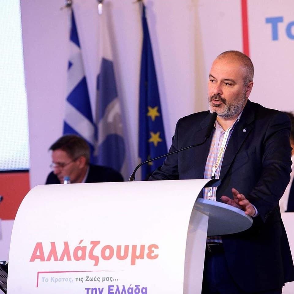 Κόβει πίτα και παρουσιάζει πρόγραμμα ο Κυριλλίδης
