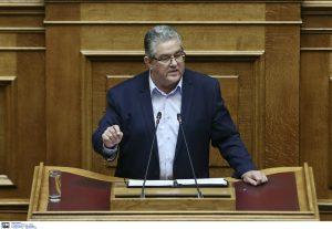 Κουτσούμπας: ΝΔ και ΣΥΡΙΖΑ σήκωσαν τους τόνους για να κρύψουν την ταύτισή τους