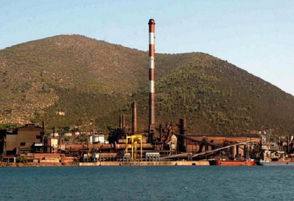 Νεκρός εργάτης στο εργοστάσιο της ΛΑΡΚΟ στη Λάρυμνα