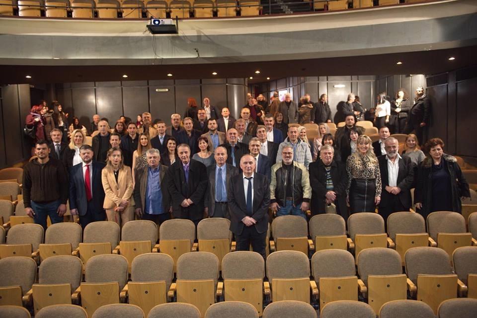 Τα ονόματα 62 υποψηφίων δημοτικών συμβούλων ανακοίνωσε ο Γ. Λίλτσης