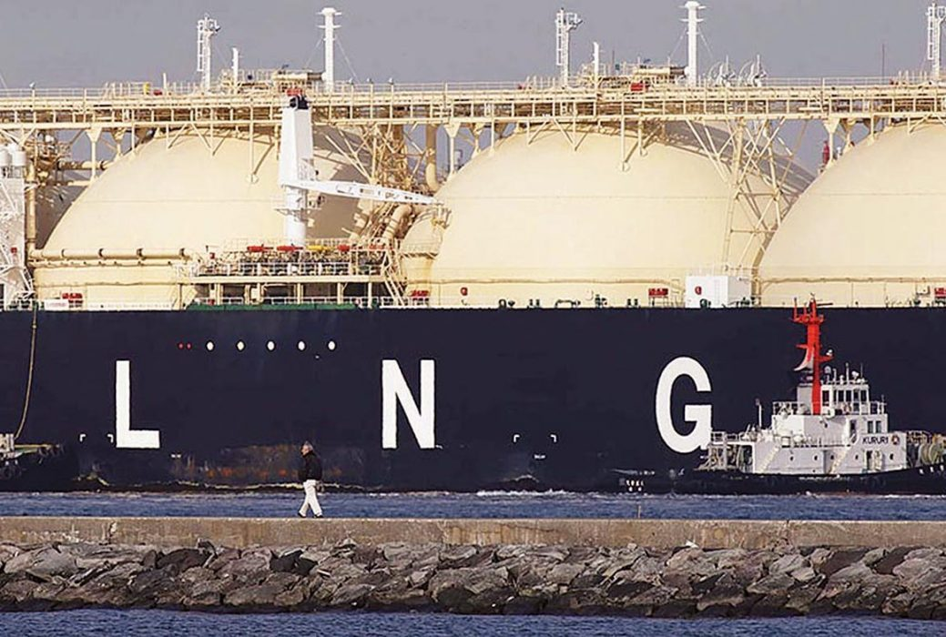 Επιχειρηματική έκρηξη στις εισαγωγές LNG