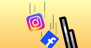 Πρόβλημα στη λειτουργία του Facebook και Instagram
