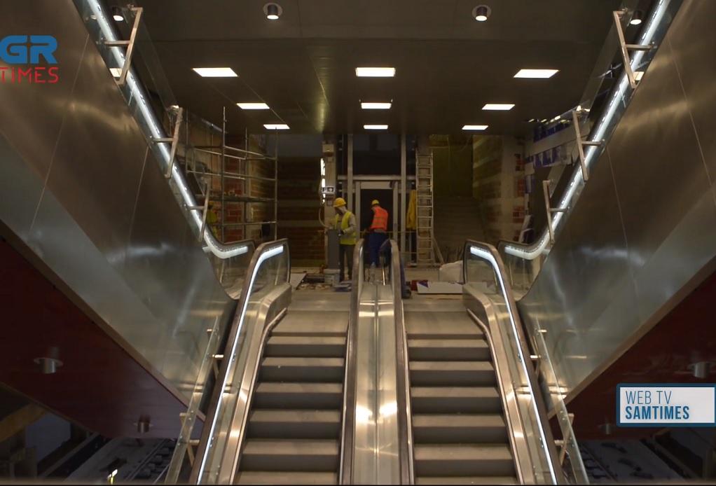 Θεσσαλονίκη: Εντός του Ιανουαρίου η μελέτη ανάπτυξης του Μετρό (VIDEO)