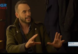 Π.Μουζουράκης: Η δυσλεξία με δυσκόλευε στην ανάγνωση (VIDEO)