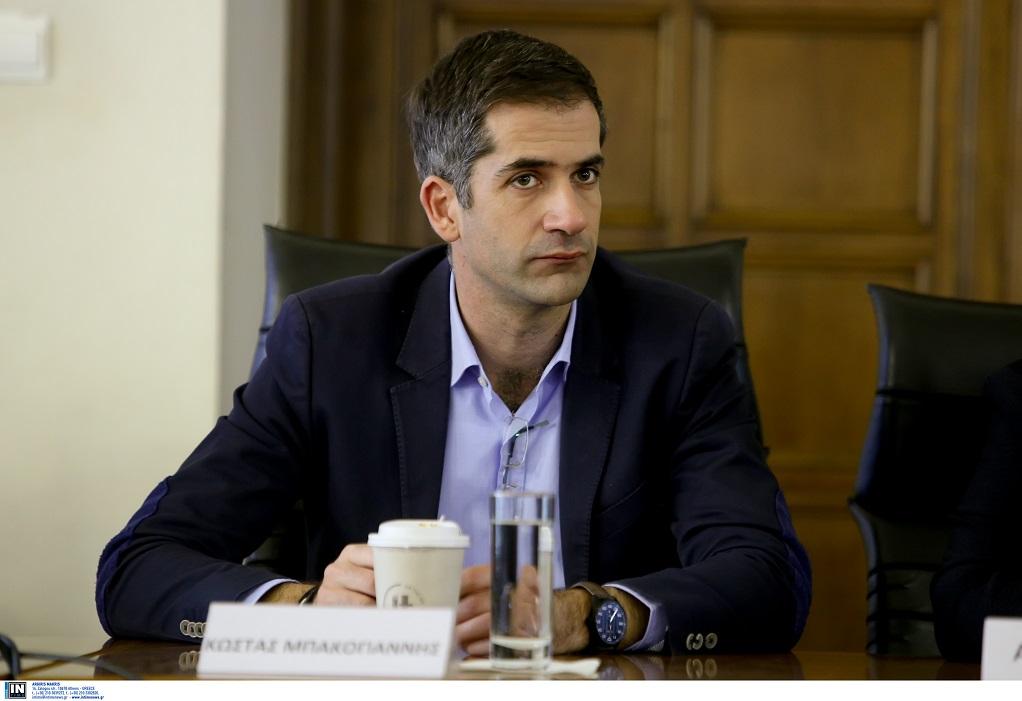 Μπακογιάννης: Πρώτη προτεραιότητά μου η καθημερινότητα του Αθηναίου