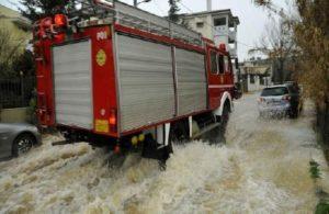 Πλημμύρες σε Πρέβεζα και Ιωάννινα λόγω της κακοκαιρίας