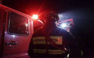 Αυτοκίνητο έπεσε σε αρδευτικό κανάλι-Δύο τραυματίες