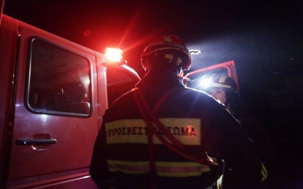 Επιχείρηση διάσωσης στη Χαλκιδική