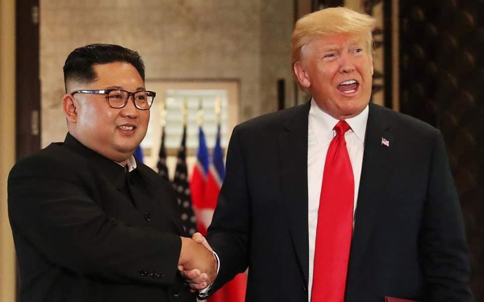 To Βιετνάμ η επιλογή της Ουάσιγκτον για τη νέα συνάντηση Τραμπ-Κιμ