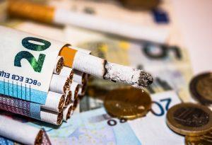 Αυξάνεται η φορολογία στα τσιγάρα