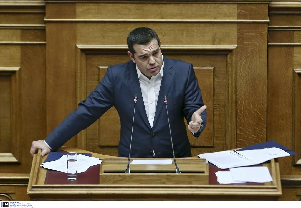 Συνάντηση του Αλ. Τσίπρα με την ηγεσία της νεολαίας του ΣΥΡΙΖΑ