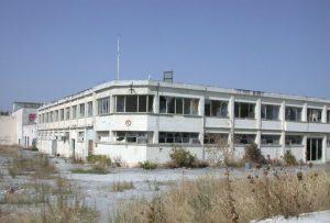 Πανεπιστημιούπολη η Βαμβακουργία στο Βόλο