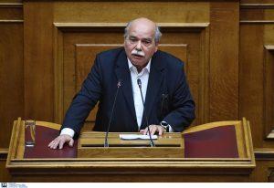 Βούτσης: Θα δεχτεί η Βουλή των Ελλήνων ότι απαγορεύεται το συνέρχεσθαι;