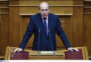 Χατζηδάκης: Θα δώσουμε μάχη να μην ψηφιστεί η Συμφωνία