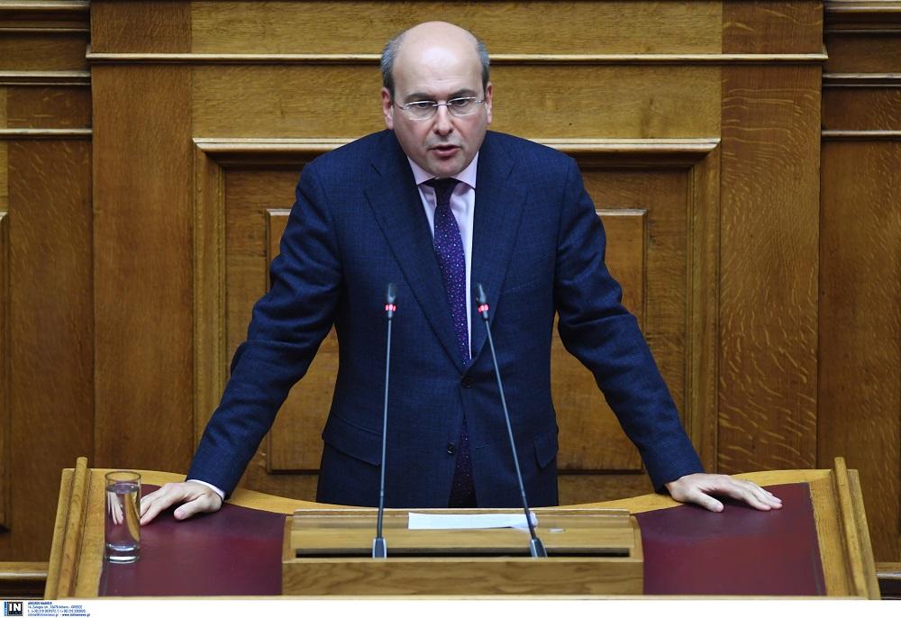 Χατζηδάκης: Στο Υπουργικό Συμβούλιο το ν/σ για ΔΕΗ, ΔΕΠΑ