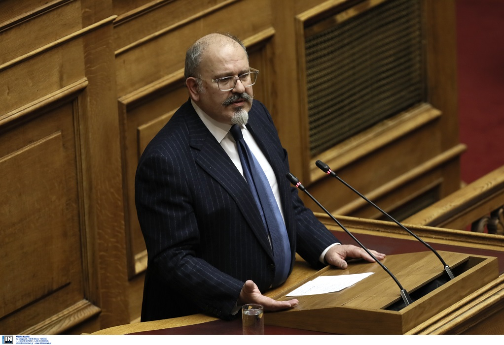 Ν. Ξυδάκης: Οι εμπρηστικές επιθέσεις ακούστηκαν από το βήμα της Βουλής