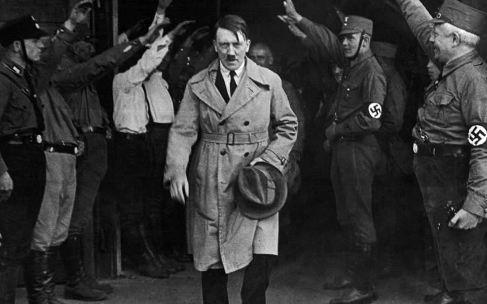 Σπάνιο βιβλίο αποκαλύπτει τα σχέδια του Χίτλερ για Ολοκαύτωμα στη Βόρεια Αμερική