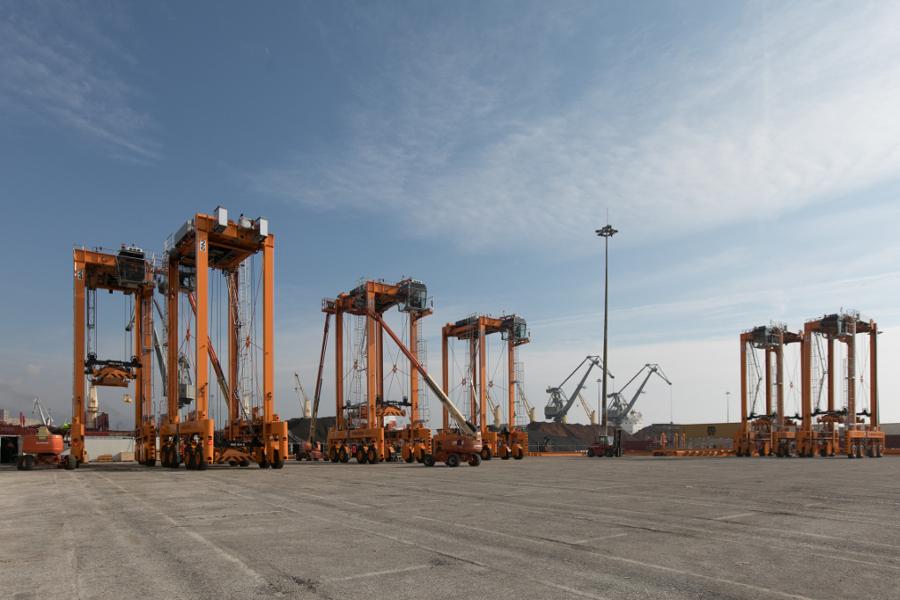 ΟΛΘ Α.Ε. και SUPAIR για ένα «πράσινο» λιμάνι