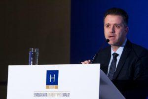 Τάσιος: Θετικά τα μέτρα, «εισαγόμενη» η κρίση στον τουρισμό