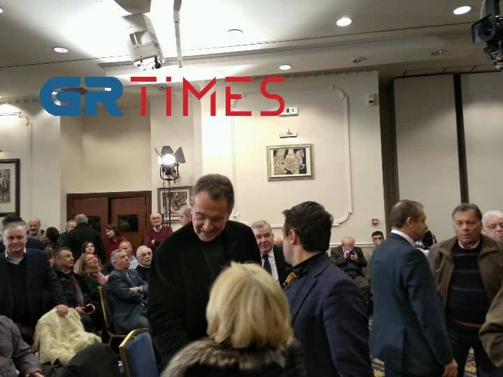 Συνάντηση Γεννηματά- Βούγια με μενού… τον δήμο Θεσσαλονίκης