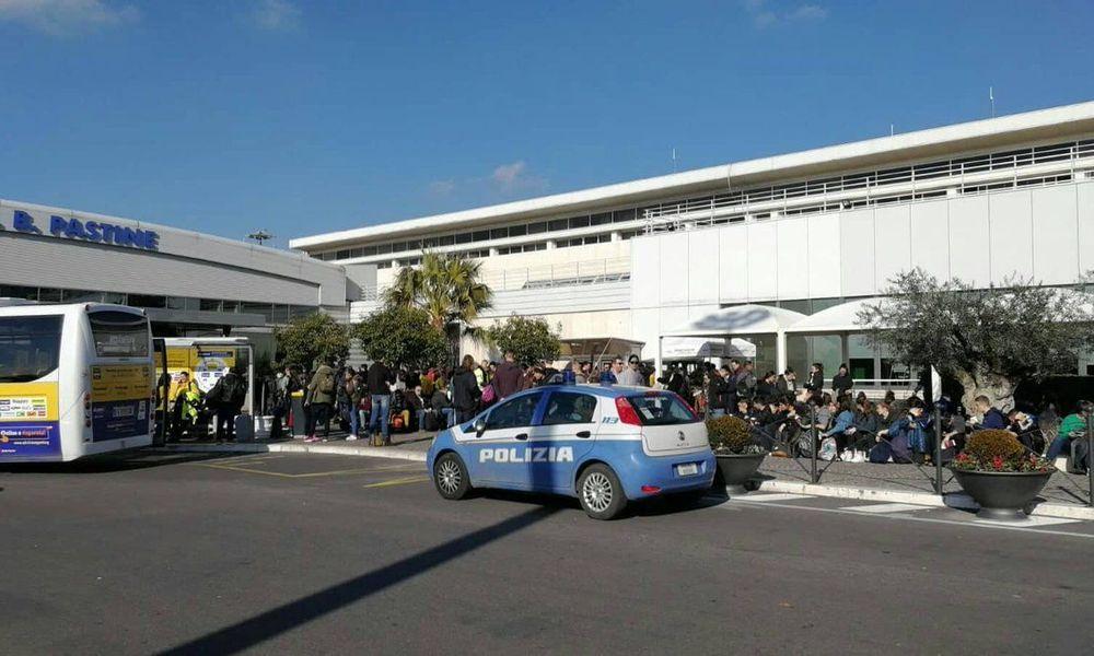 Έκλεισε αεροδρόμιο της Ρώμης – Βρέθηκαν τρεις βόμβες από τον Β' Παγκόσμιο Πόλεμο