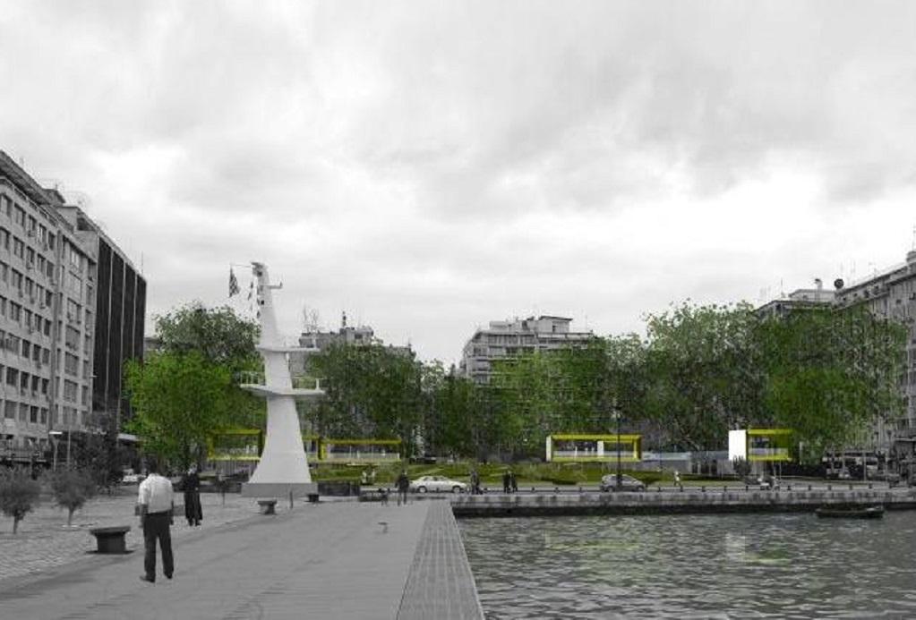 Πλατεία Ελευθερίας: Εγκαταστάθηκε ανάδοχος για την αρχαιολογική ανασκαφή