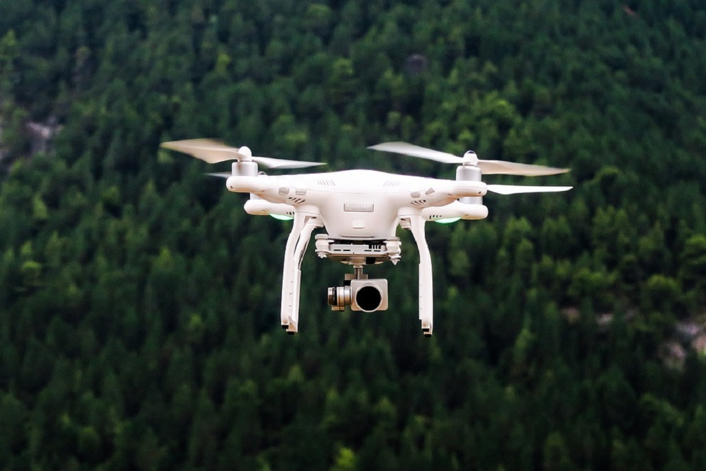 Ειδοποίηση για ληστεία μέσω…drone