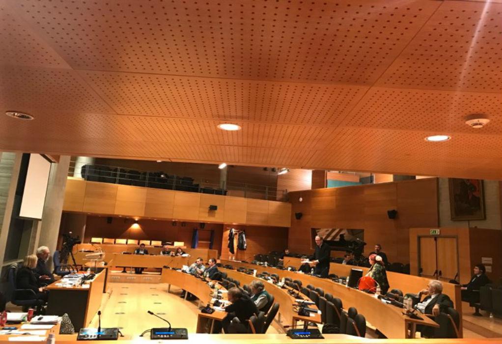 Συνεδριάζει το Δημοτικό Συμβούλιο Θεσσαλονίκης