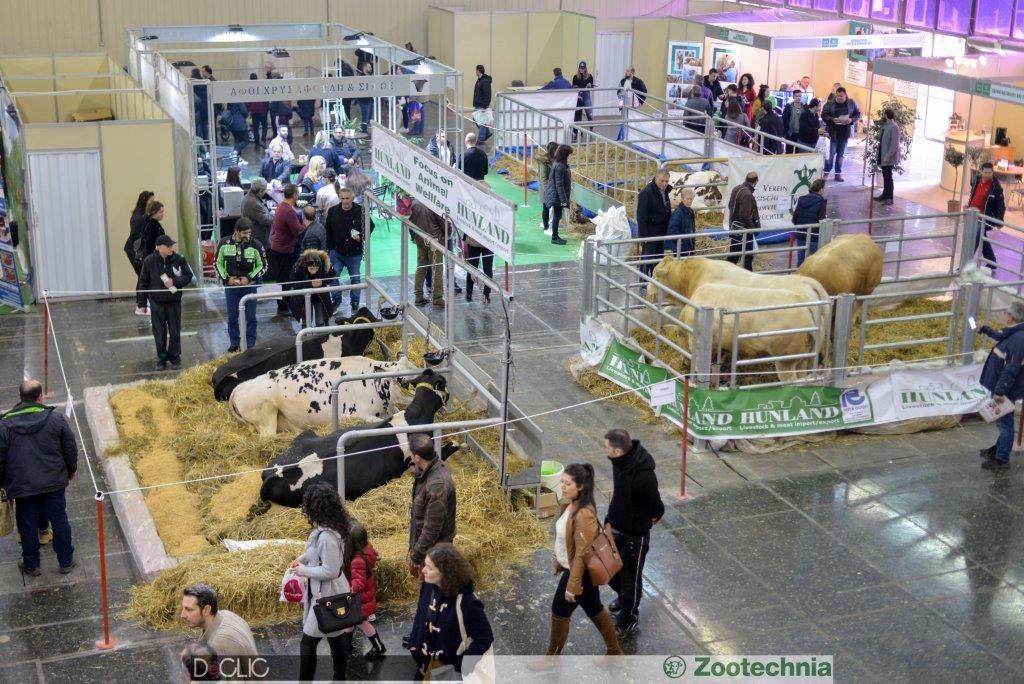 Η 12η «Zootechnia» μεταφέρεται για το Σεπτέμβριο του 2021