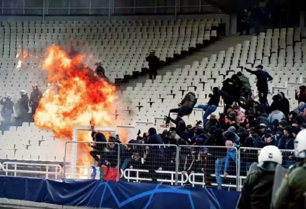 Ένας χρόνος αποκλεισμός με διετή αναστολή η ΑΕΚ