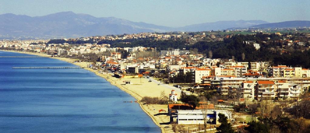 Εγκρίθηκε η μελέτη υλοποίησης της ανάπλασης στην παραλιακή ζώνη της Αγ. Τριάδας