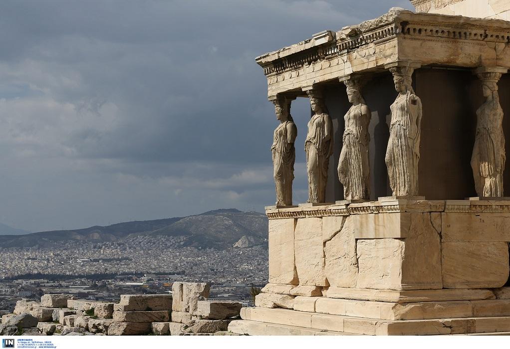 Η κατάσταση των αρχαιολογικών χώρων μετά τον σεισμό στην Αθήνα