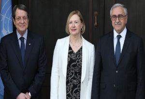 Μέτρα οικοδόμησης εμπιστοσύνης συμφώνησαν Αναστασιάδης-Ακιντζί