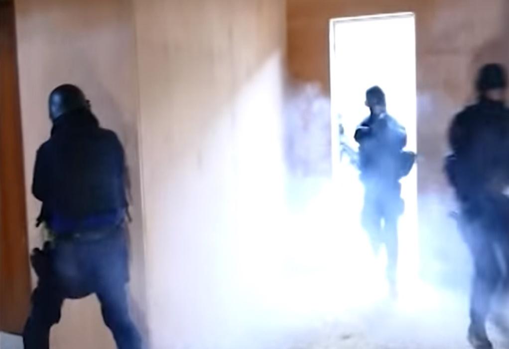 Απαγωγή Λεμπιδάκη: Η αναπαράσταση της απελευθέρωσής του σε βίντεο
