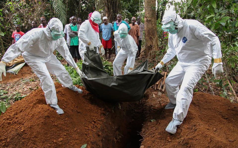 ΠΟΥ: Συναγερμός σε παγκόσμιο επίπεδο για τον Έμπολα