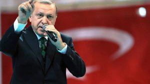 Ερντογάν- Θα συνεχίσουμε με αποφασιστικότητα τις έρευνες στην Ανατολική Μεσόγειο