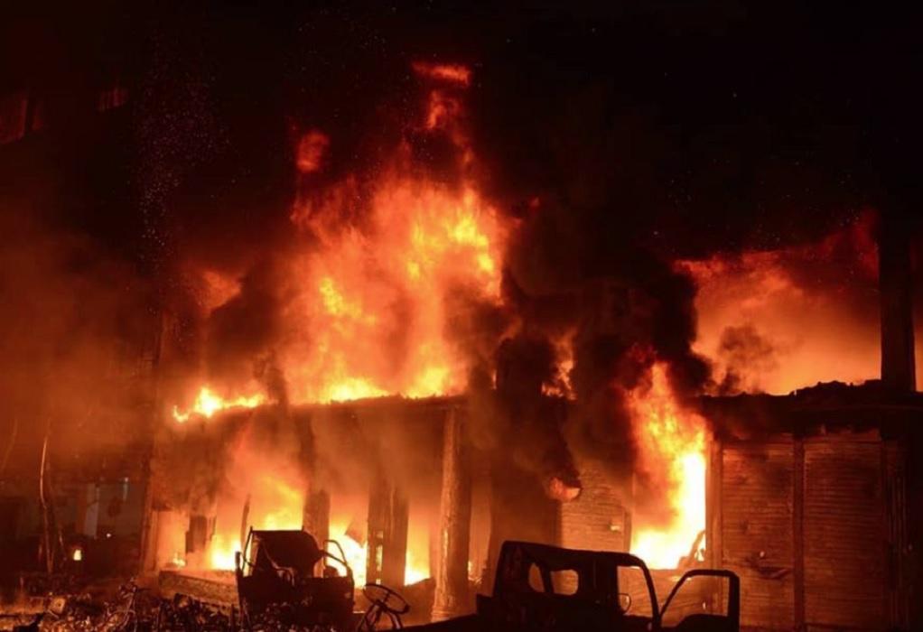 Μπανγκλαντές: Εβδομήντα νεκροί από πυρκαγιά στην πρωτεύουσα (VIDEO)