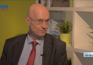 Γ.Κρεμλής στο GrTimes: Πρόκληση του μέλλοντος για την Ελλάδα η κυκλική οικονομία (VIDEO)
