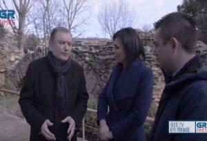 Ιγν.Καϊτεζίδης: Η μαρίνα της Πυλαίας χάθηκε στο γραφείο της κ. Κουντουρά! (VIDEO)