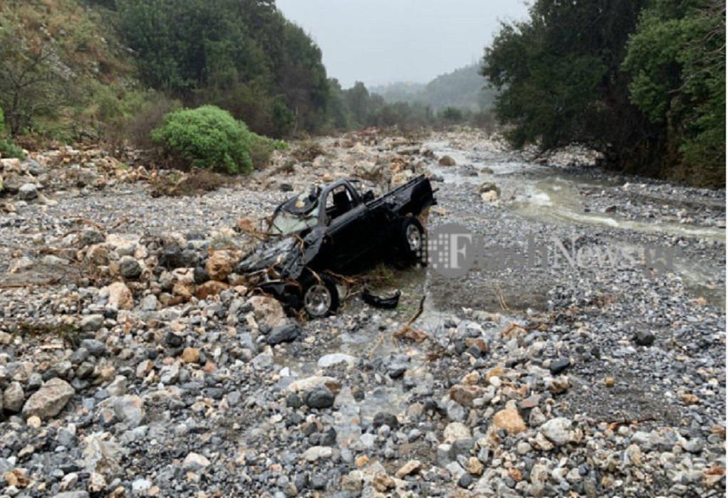 Υπογράφηκαν από την Περιφέρεια Κρήτης συμβάσεις για έργα αποκατάστασης €2,8 εκατ. στα Χανιά