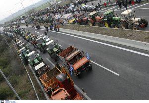 Συλλαλητήριο στο κέντρο της Λάρισας-Oι αγρότες κλιμακώνουν τις κινητοποιήσεις