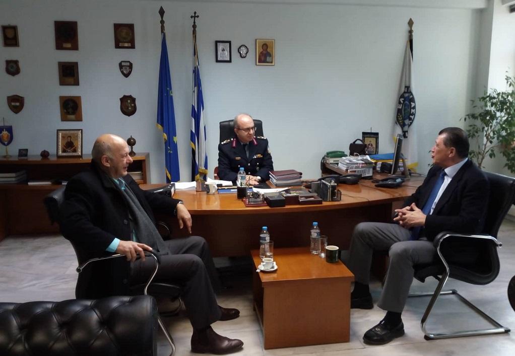 Προτάσεις Γιώργου Ορφανού για μια ασφαλή Θεσσαλονίκη