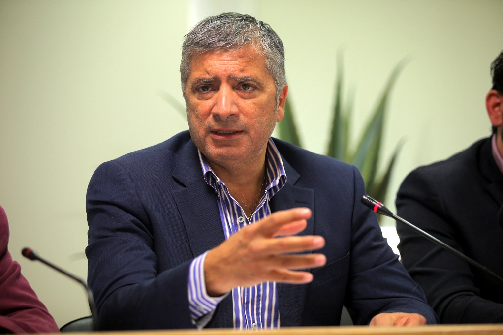 Γ.Πατούλης: Ύψιστη προτεραιότητα μας η αντιπλημμυρική θωράκιση της Αττικής