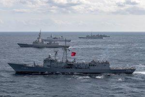 Ξεκινάει σήμερα η άσκηση «Γαλάζια Πατρίδα»-Όλος ο τουρκικός στόλος στο Αιγαίο