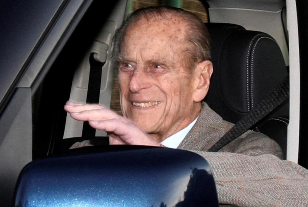 Τέλος η οδήγηση για τον 97χρονο πρίγκιπα Φίλιππο